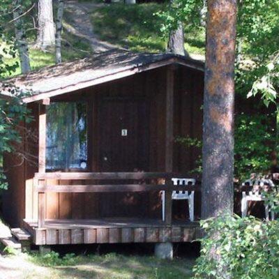 Bigger camping cabins